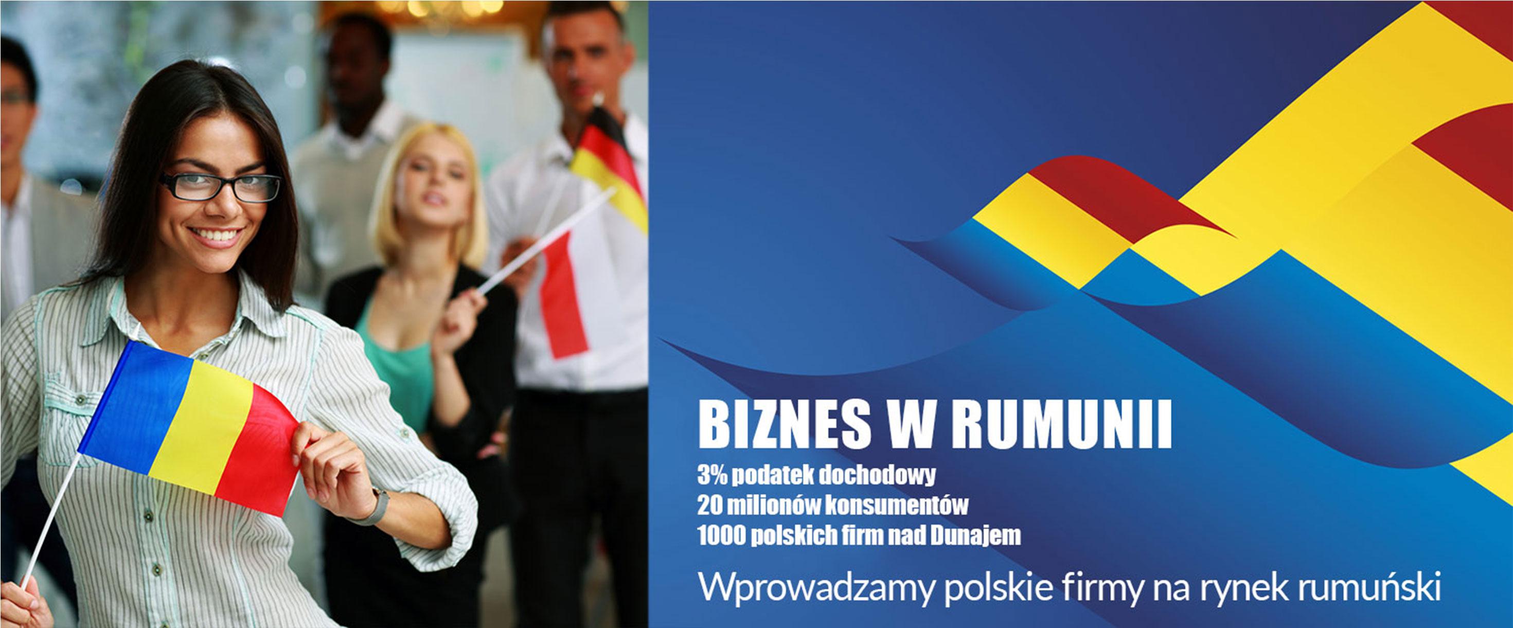 Biznes w Rumunii